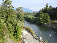 View from Room 322 (MissLydia) Tags: summer snoqualmiefalls wastate twinpeaks snoqualmie july nature 2017 theowlsarenotwhattheyseem staycation waterfall