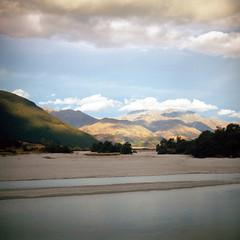 New Zealand > South Island > Kinloch (*YIP*) Tags: southisland newzeland autumn film filmcamera filmphotography shootfilm squareformat mediumformat analogcamera analog 120 120mm 6x6 filmonly analogphotography kievcamera