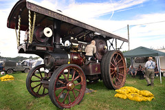 Bright and shiny things...... (PentlandPirate of the North) Tags: cheshiresteamfair daresbury vintage rally traction engines