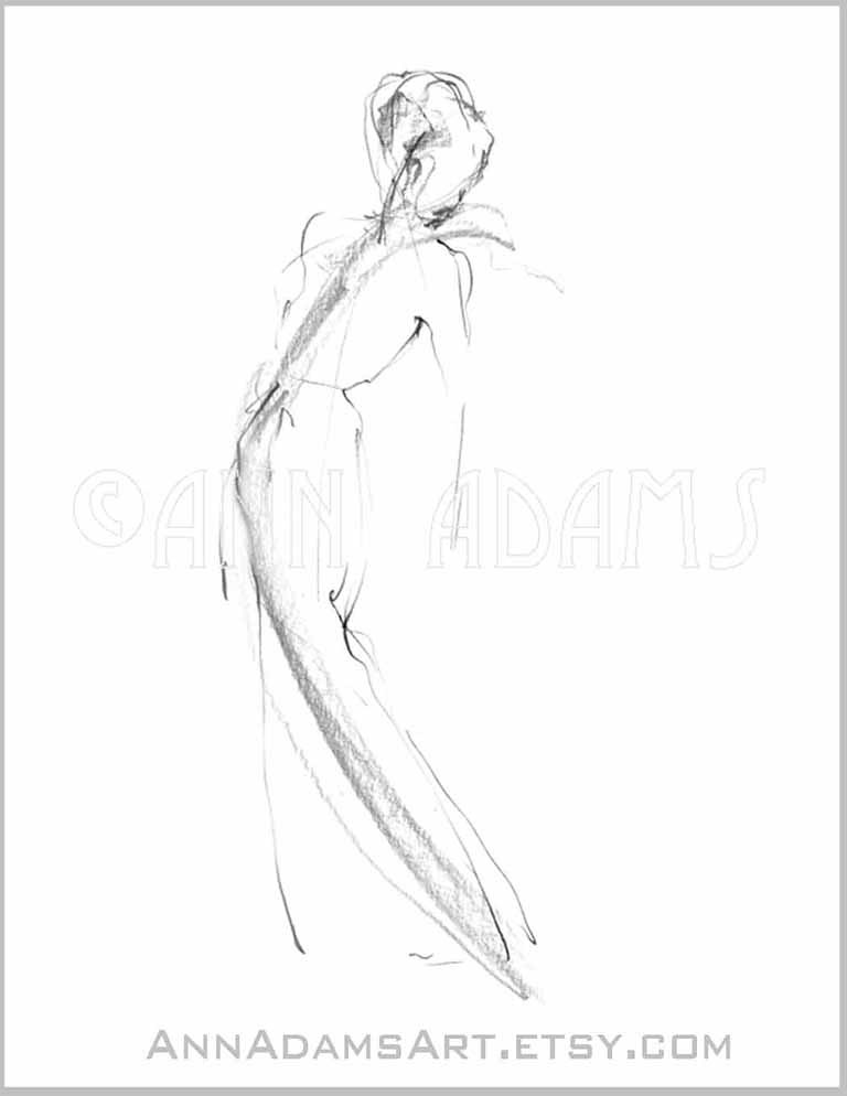the world s newest photos by annadamsart flickr hive mind Minecraft Hive Server Address 20 2 nude pencil sketch minimalist fine art dancing female drawing black and white abstract