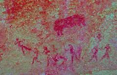 DSC07587 - NAMIBIA 2017_lre (HerryB) Tags: 2017 southafrica afrique afrika namibia südwest sonyalpha77 sonyalpha99 heribertbechen tamron alpha bechen fotos photos photography sony herryb rockart rockpaintings peintres rupestres san zeichnungen felszeichnungen höhlenmalerei paintings bushmen buschmänner dstretch harman jon jonharman enhance falschfarben restauration digitalenhanced enhancement spitzkoppe erongogebirge erongo bushmansparadise vandalismus vandalisme vandalism verwitterung granit granite weathering