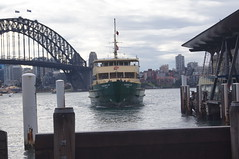 """Harbour City Ferries """"Queenscliff"""" (coghilla) Tags: freshwater class queenscliff sydney harbour city ferries passenger ferry nsw transport milsons point"""