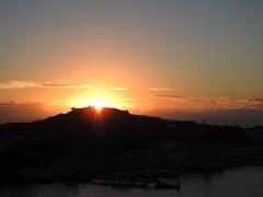 Lever de soleil sur le Mont Victoria - Auckland - NZ (♥ L'humoureuse :-)) Tags: leverdesoleil mtvictoria auckland devonport newzealand