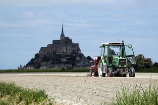 Normandy 2017 : Mont de Saint Michel