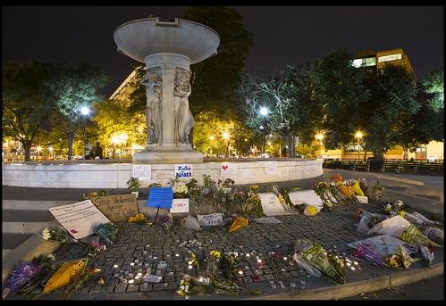 Dupont Circle Vigil