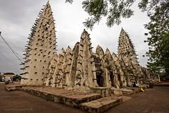 BURKINA FASO__DSC0420 (. meg_monica .) Tags: africa burkina burkinafso moschea travel viaggio reportage landscape architecture