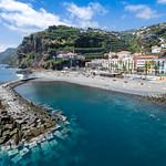 Beach of Ponta do Sol in Madeira thumbnail