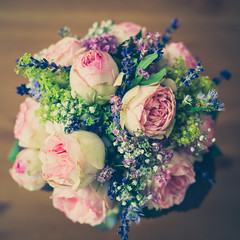 bouquet of flowers (clearfotografie) Tags: nikon d600 detail afsnikkor28mmf18g bokeh lightroom