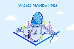 Video Marketing (romandaneghyan) Tags: renderforest animation animated illustrationdrawing illustrator illustrationart art creativeart creative blue video videomaker marketing camera people message computer dance working business brand company infographic service product digital world digitalworld minecraft powerful power free template online maker tool benegit boy girl industry flickr shape color effect