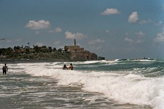 beachen (jonas Sk.) Tags: tel aviv tourist israel 2016 jaffa florentine 135mm kodak 200 analog
