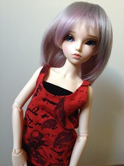 Never showed a pic of my Rheia Jessy (Yarnlia) Tags: bjd doll rheia minifee fairyland