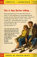Popular Library 1495 - David Hulburd - H is for Heroin (back) (swallace99) Tags: popularlibrary vintage 50s drugs paperback rafaeldesoto