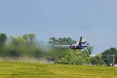 US Navy Blue Angel (JMFusco) Tags: stewartinternationalairport aircraft hornet airplane f18 newyorkairshow2017 blueangels usnavy hornets aviation fa18hornet usn