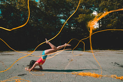 'wonder' woman (lauren zaknoun) Tags: surreal surrealphotography conceptual conceptualphotography levitation levitationphotography gold nature blue wonderwoman dianaprince superhero floating falling fall art portrait selfportrait contemporaryart street