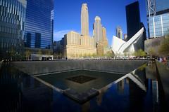 'Ground Zero' 9/11 Memorial (Dyker_The_Horse) Tags: 911 september 11th groundzero ground zero newyork new york usa us america ny nyc d800 world trade centre center worldtradecentre worldtradecenter oneworldtradecenter oneworldtradecentre