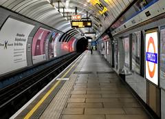 PIMLICO (Jay Hunjan) Tags: london pimlico underground tube station fuji xt20