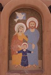 Santuario de Chimayo Holy Family (Jay Costello) Tags: santuariodechimayo mission taos newmexico romancatholic church religion catholic worship god holyfamily jesus mary joseph