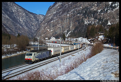Lokomotion 189 917, Lokomotion 189 917, Pass Lueg 04-02-2017 (Henk Zwoferink) Tags: wimm salzburg oostenrijk at pass lueg 04022017 lomo lokomotion henk zwoferink lm ekol shuttle 41857 siemens br189 189 917 rtc rail traction company