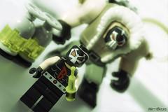 Banes (WattyBricks) Tags: lego dc comics superheroes bane venom dark knight rises tlbm gotham rogues gallery