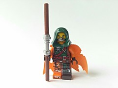 Rath (FANTXTIK contest entry) (slight.of.brick) Tags: lego minifig rath grey ghost villain contest entry