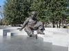 Monument to Albert Einstein (marshmallow)) Tags: 2017 monumenttoalberteinstein washingtondc dmclx7 lumix lx7 panasonic trip washington