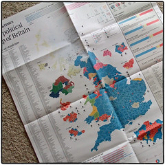 159.2 It'll be different tomorrow (Dominic@Caterham) Tags: election map houseofcommons politics