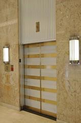 4-017 Elevator (megatti) Tags: chicago departmentstore elevator il illinois macys marshallfields sign wabash