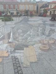 Market Square - 3D painting (pantkiewicz) Tags: poland wieliczka salt mine 3d painting
