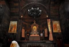 Khor Virap (Armenia). Monasterio. Iglesia. Interior (santi abella) Tags: khorvirap armenia