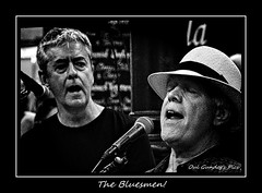 The Bluesmen! (Oul Gundog) Tags: blues st georges market david taylor soul surfers belfast northern ireland ulster music