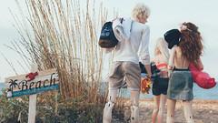 (mimiau_m) Tags: bjd bjdstory sea seaside beach summer flamingo 5thmotif venitu recast