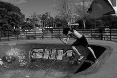 IMG_4536 (MariaCafagna) Tags: valencia espana spain skate skater blackandwhite bw boy