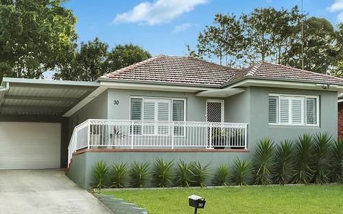 30 Abercrombie Street, West Wollongong NSW