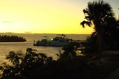BOATS (R. D. SMITH) Tags: boat dock morning sunrise river florida indianriver canoneos7d brevaedcountyforida