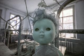 Children of the damned, Chernobyl