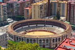 Plaza de Toros de Málaga (Piagor) Tags: plazadetoros málaga españa fiestaspopulares andalucia construcciones ciudad