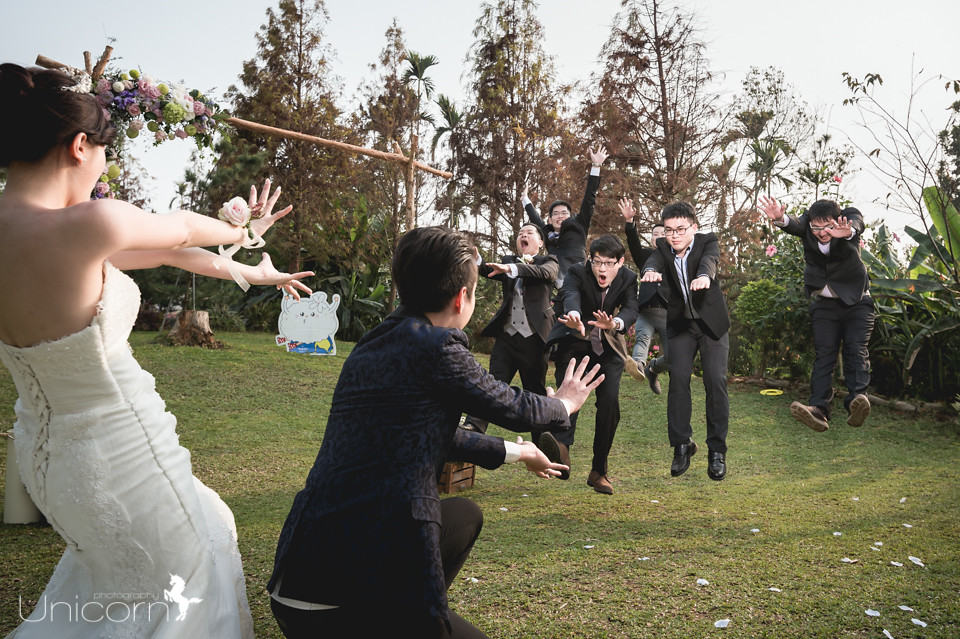 《婚攝一条》雨鋼 & 靖雅 / 幸福山丘