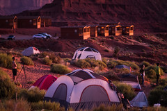 Watch (hy931) Tags: rokinon85mmf14 monumentvalley camping utah arizona navajo bokeh