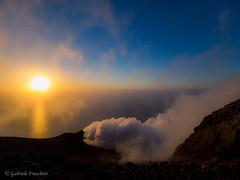 Stromboli (gabriele.fraschini) Tags: eolie sicilia stromboli sunset vulcano sea landscape mediterraneo italy