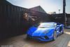 Aventador S (Gaetan | www.carbonphoto.fr) Tags: lamborghini aventador s supercar hypercar car coche auto automotive fast speed exotic luxury great incredible worldcars carbonphoto blue