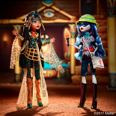 Mattel Shop Exclusive Cleo de Nile & Ghoulia Yelps 2-pack (MyMonsterHighWorld) Tags: monster high cleo de nile ghoulia yelps 2017 doll mattel 2pack shop exclusive