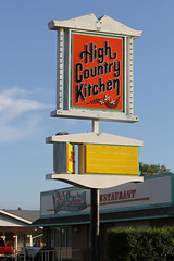 High Country Kitchen (twm1340) Tags: june 2017 raton nm newmexico restaurant sign motel
