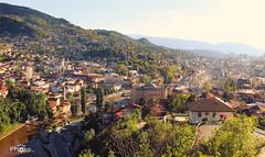 Sarajevo, Žuta Tabija (alminbrkovic) Tags: sarajevo žuta tabija bih bosna hercegovina vijecnica