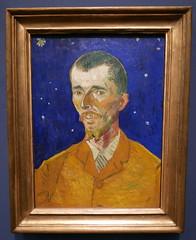 Vincent Van Gogh : Eugéne Boch, 1888. (neppanen) Tags: sampen discounterintelligence paris pariisi ranska france museo museum musee art taide kuvataide painting maalaus maalaustaide muséed'orsay d'orsay orsay d´orsay portrait potretti muotokuva vangogh vincent vincentvangogh eugeneboch eugene boch