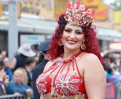 IMG_3032# (GadgetAndrew) Tags: coneyisland mermaidparade mermaid parade brooklyn brooklynusa