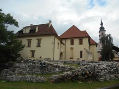 Zamek Żupny (Zupny Castle) (pantkiewicz) Tags: poland wieliczka salt mine zupny castle
