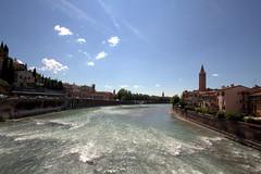 Verona (vastanogiovanni) Tags: fiumi verona veneto vacanze 2010