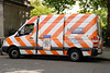 London Evening Standard newspaper delivery van (andrasderzsi) Tags: london eveningstandard delivery van newspaper horizontal rherrettflk stockphoto