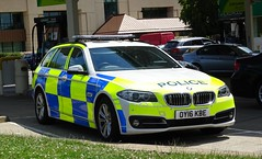 BCH Road Policing - OY16 KBE (999 Response) Tags: bch road policing oy16kbe bmw police hertfordshire hemel hempstead 999 england