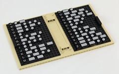 Telegraph Codex (JK Brickworks) Tags: lego telegraph morsecode printer mindstorms ev3 robot machine